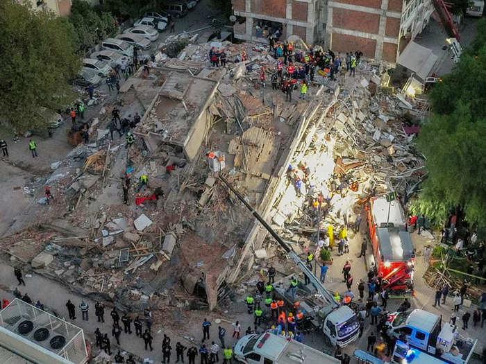 Turkey Earthquake updates