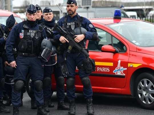 France Police 211