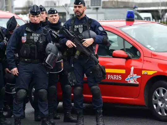 French Police Arrests Third Terrorist