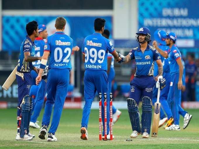 मुंबई को मिली आसान जीत