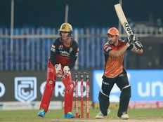 ipl 2020 srh beat rcb by 5 wickets keep playoff hopes alive