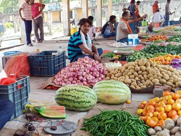 price of onion and potato rising continuously, out of reach for poor