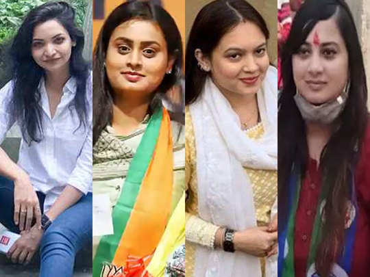 shreyasi singh pushpam priya chaudhary komal singh and other defies myth in bihar assembly election