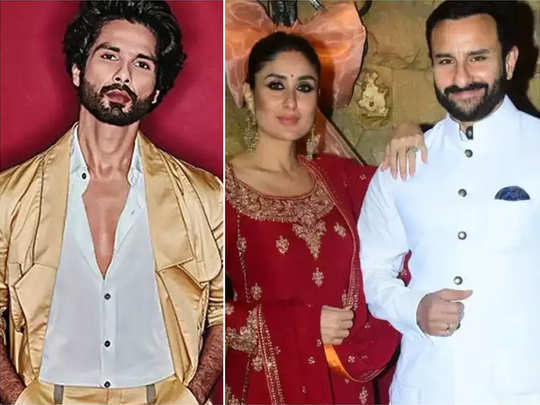 Kareenas witty response on being stuck with Saif and Shahid