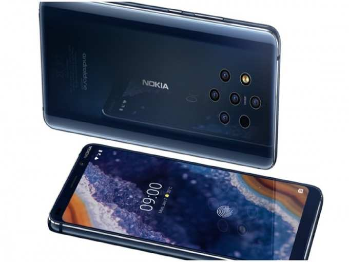 Nokia 10 PureView Look Design Specifications 2