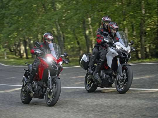 Ducati Multistrada 950 S BS6 launched In India