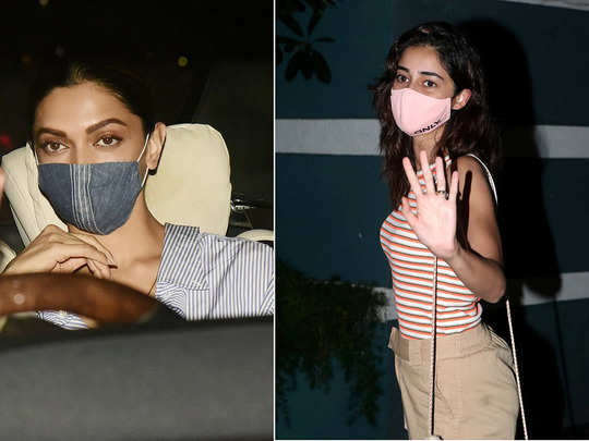 deepika padukone airport once again beats down ananya panday style even khushi kapoor looked better