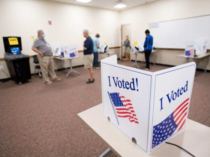 US Elections Voting Updates