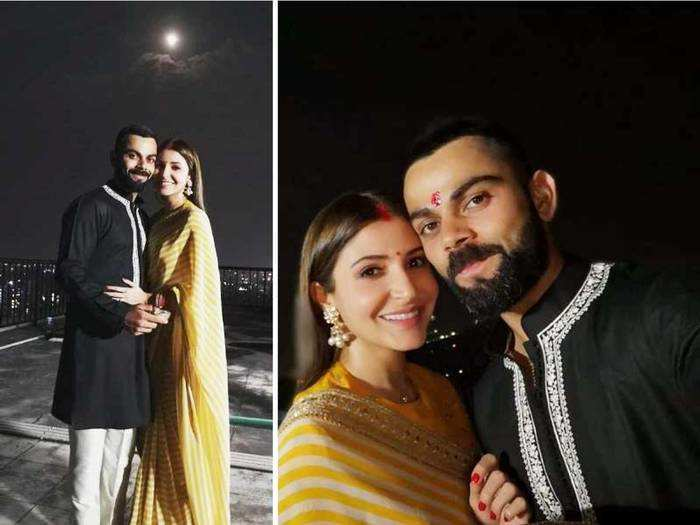 not only virat kohli-anushka sharma these bollywood actor also fasted for their wives
