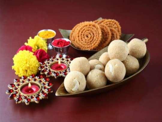 Diwali 2020 Recipe मटरी, मालपुवा आणि मुरुक्कू