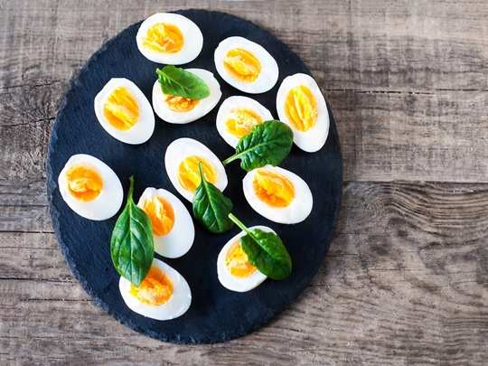 egg for weight loss