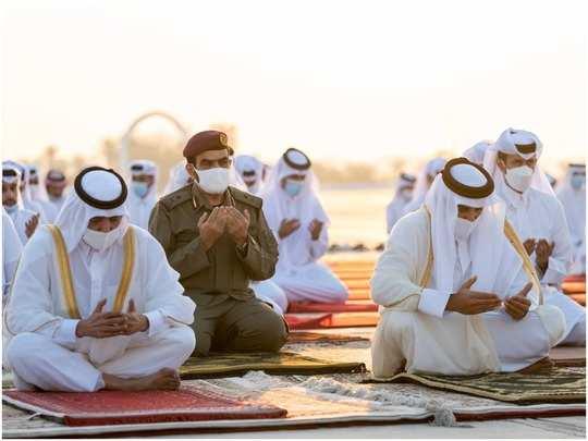 rain-seeking prayer Qatar