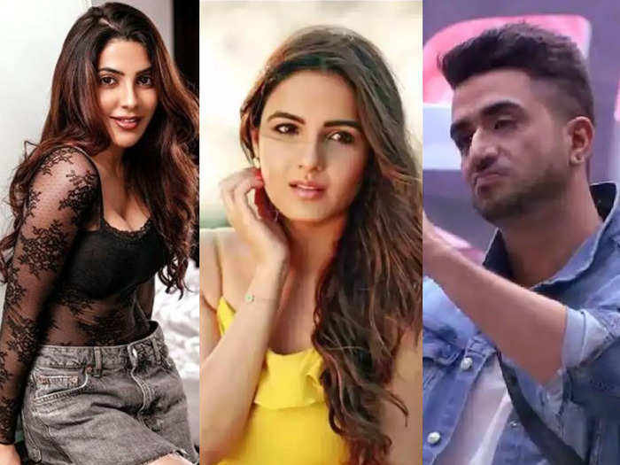 bigg boss 14 jasmin bhasin gets angry as aly goni praises nikki tamboli and calls her darling says you better do not like her