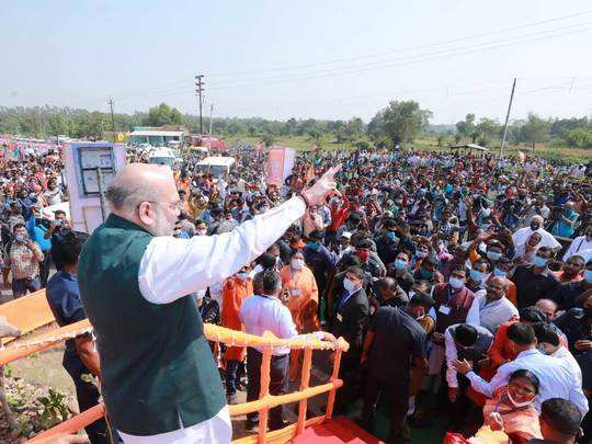 can bjp achieve amit shahs target to win 200 assembly seats out of 292 in west bengal