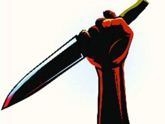 crime News : ठाणे: पत्नी का किसी और के साथ था चक्कर, पति ने चाकू से गोदकर  मार डाला, फिर थाने में किया सरेंडर - maharashtra news: 50-year-old man  stabs wife to