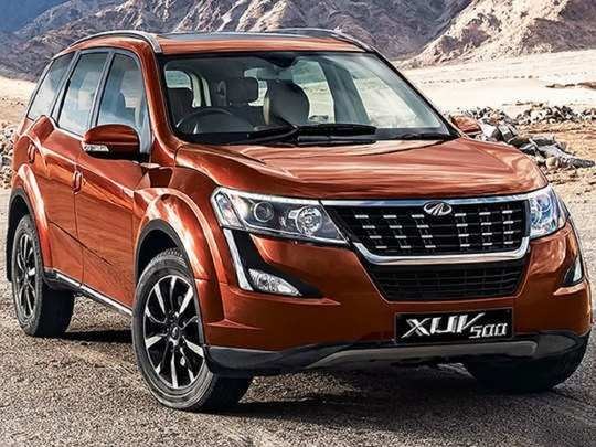 New Mahindra XUV500 2021 Launch Features 1