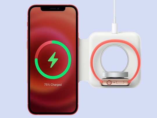 MagSafe Duo Wireless Charger India Price 1