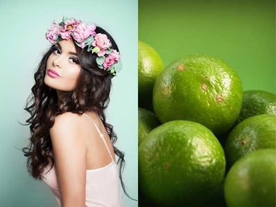 benefits of mosambi or sweet lime juice for black thick and strong hair