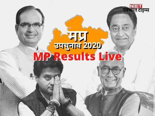 madhya paresh by elections results live