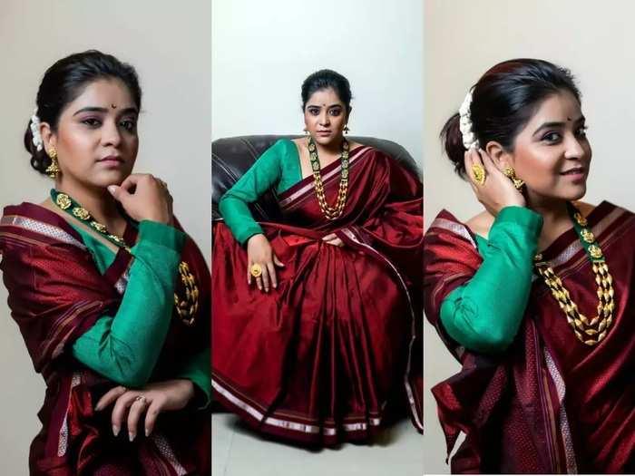 Diwali 2020 खणाला मान, नथीची शान! महिलांना आकर्षित करतोय हा लुक