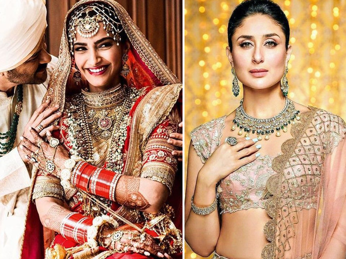 dhanteras 2020 bollywood actress stylish jewellery trends