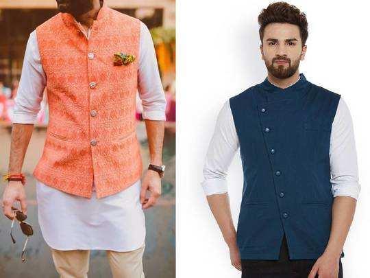 Nehru Jacket On Amazon : इस Jacket के बिना दिवाली पर आपका एथनिक लुक रहेगा अधूरा, छूट पर खरीदें Amazon Sale से