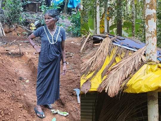 Malappuram Old Woman Life