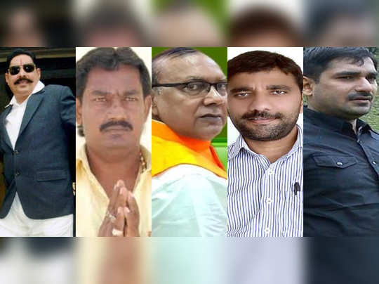 bahubali candidates won or lost in bihar election result 2020