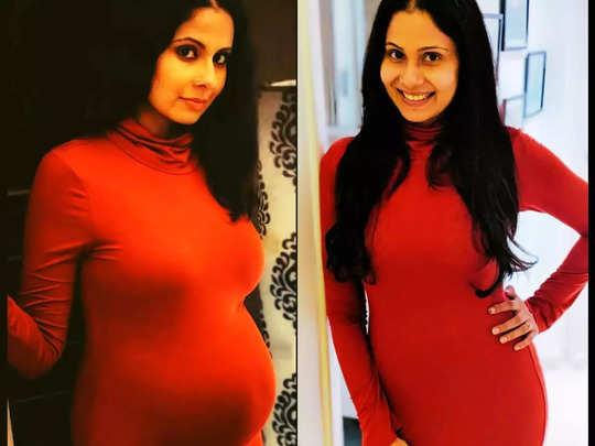 post pregnancy weight.