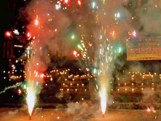 how to prevent air pollution bad effect during diwali 2020 in hindi