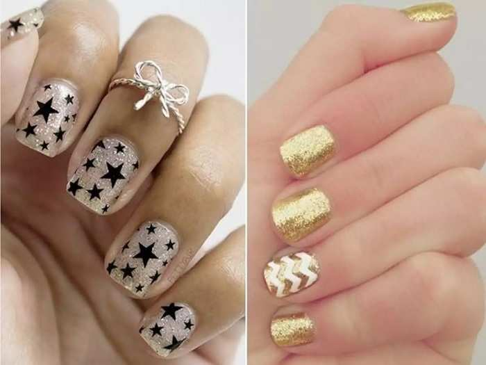diwali 2020 nail art designs trend in marathi