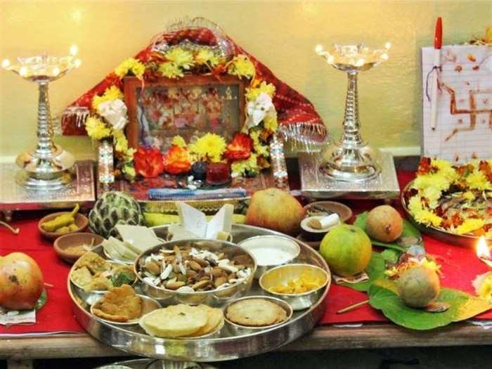 laxmi puja vidhi for diwali 2020