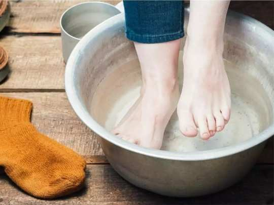 natural remedies to cure dry and cracked heels in marathi