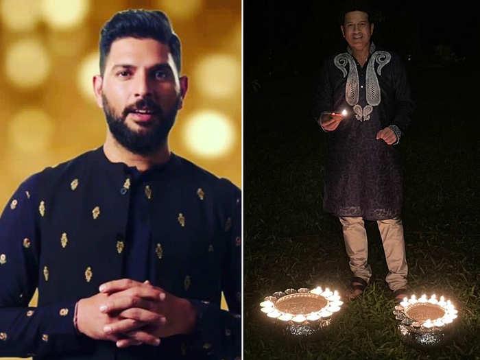 sachin tendulkar virat kohli to novak djokovic these sports stars wishes happy diwali