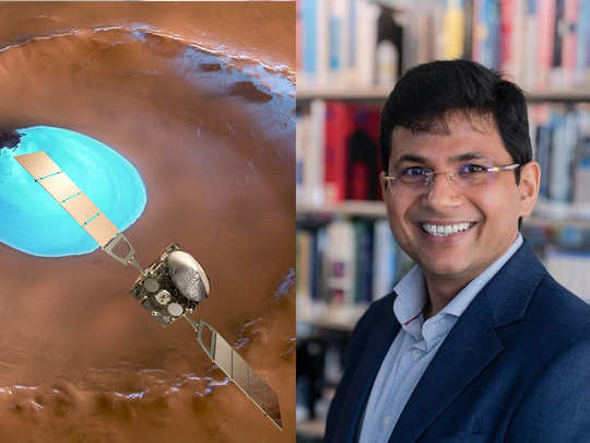 indian scientist dr ram karan working on extremophiles possibly inhabiting salty lakes of mars