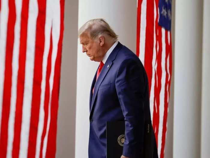 trump defeat