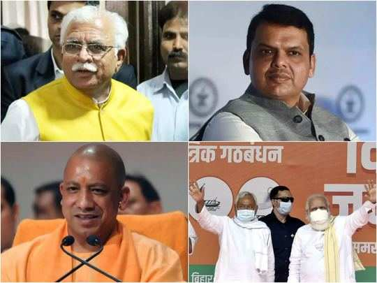 bjp bihar deputy cm selection tarkishore prasad or renu devi surprise awaits like yogi adityanath, devendra fadnavis and ml khattar