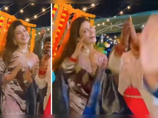 Urvashi rautela Celebrating this Diwali