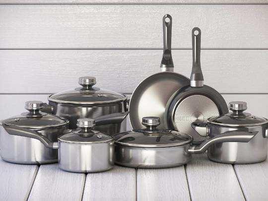 Prestige से लेकर Pigeon तक के Non-Stick Cookware Set पर मिल रही है खास छूट