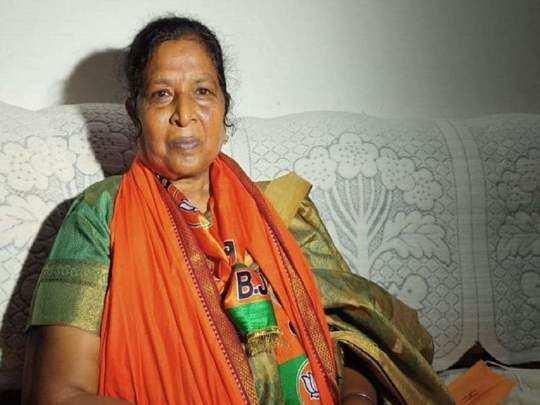 बिहारच्या पहिल्या महिला उपमुख्यमंत्री रेणू देवी