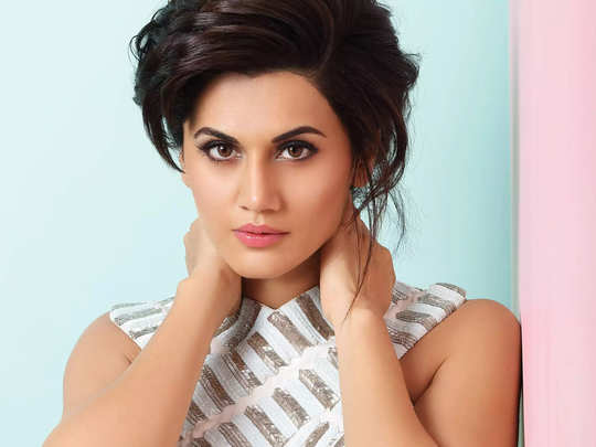 taapsee pannu reveals her struggle in initial days when she was replaced in movie because of hero wife