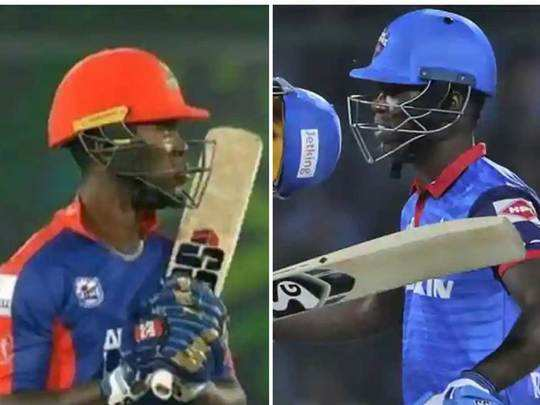 fans troll karachi kings after sherfane rutherford dons mumbai indians gloves in psl 2020