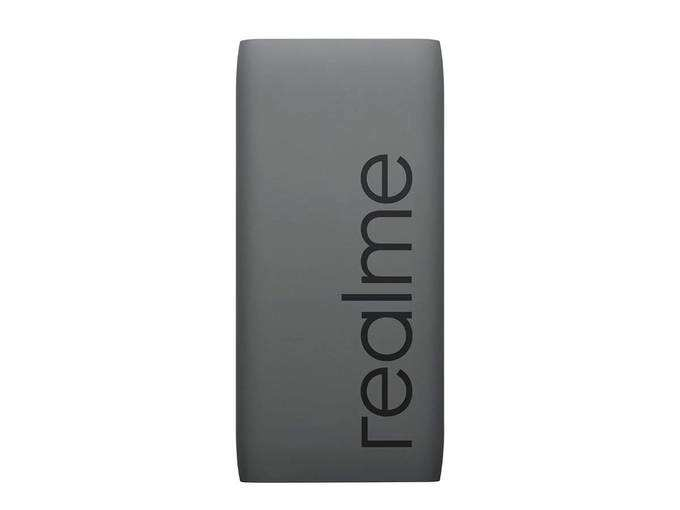 Realme 10000mAH Power Bank (Gray)