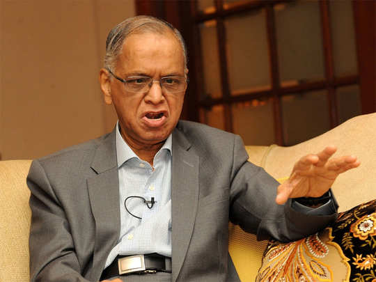narayana murthy want everyone should get coronavirus vaccine free of cost, disapproves wfh on permanent basis