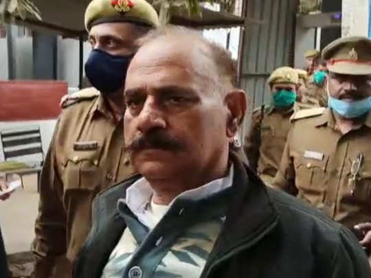 विजय मिश्रा ने लगाया गंभीर आरोप