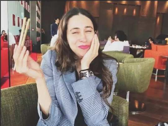 karisma kapoor shares her experience of cesarean delivery in hindi
