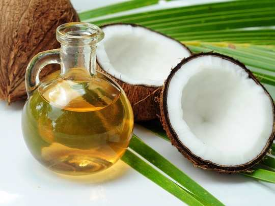 hair care tips with coconut oil