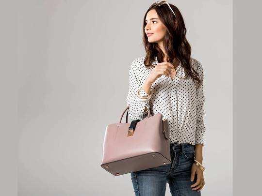 Women Handbags on Amazon : मजबूत और खूबसूरत हैंडबैग 85% तक के डिस्काउंट पर ऑर्डर करें