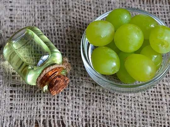 how to use grapeseed oil for hair and skin know its benefits in marathi