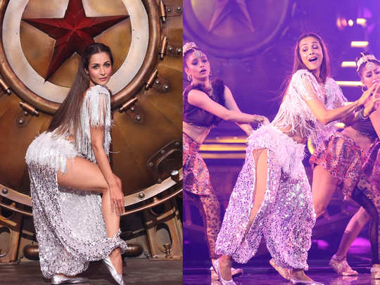 malaika to give a sizzling performance on the grand finale of indias best dancer inside pictures